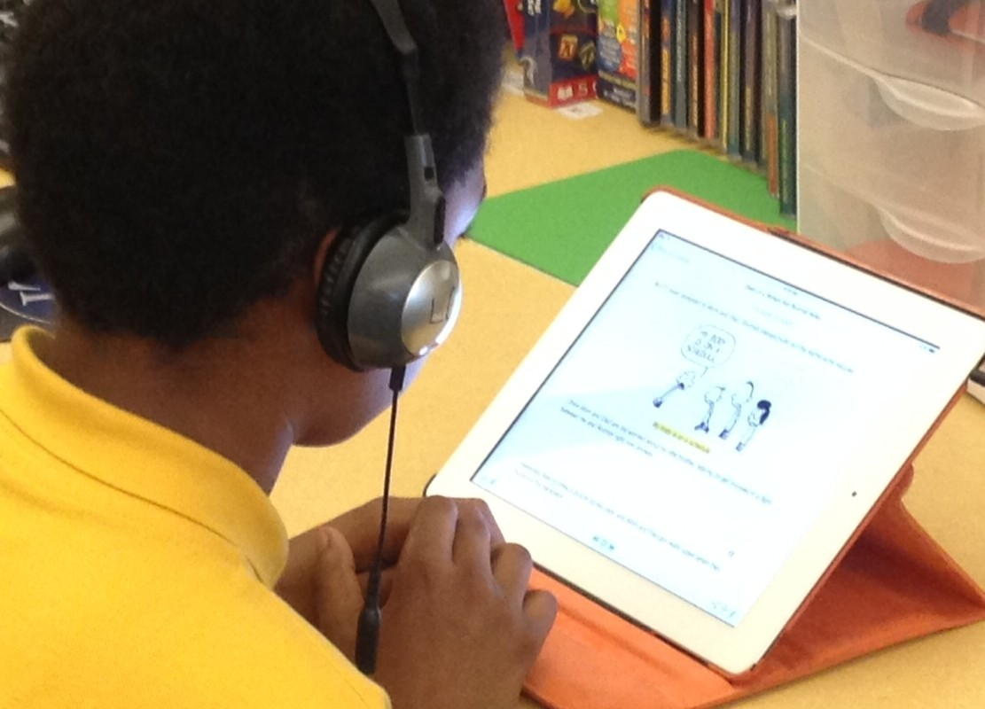 Empowering Children with Audio Books