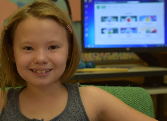 Young Writer Chronicles Reading Efforts