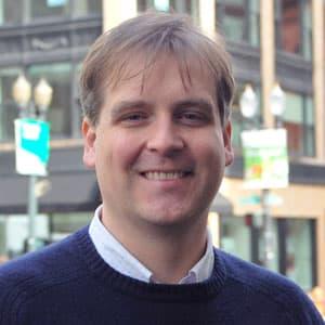 Board Member Tom Stenson, 2018