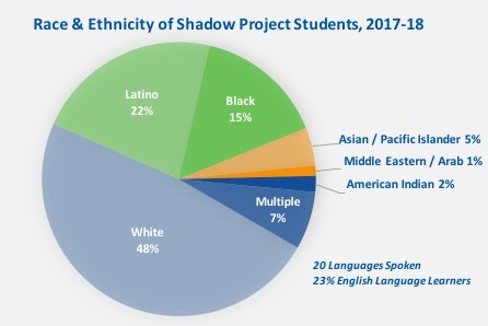 The Shadow Project Demographics