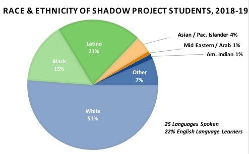 Shadow Project Demographics