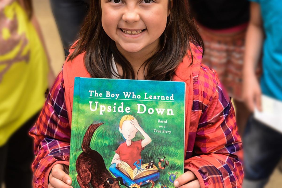 Shadow Book Wins Award