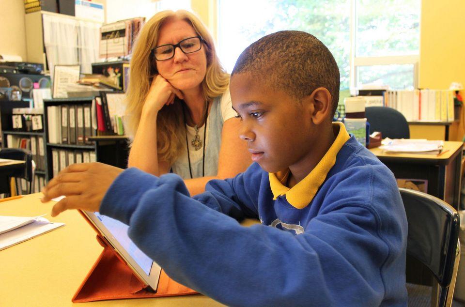 <em>Oregonian</em> on SuperSensory Literacy Space at Rosa Parks