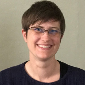 Caitlin Shrigley Board Member, 2018